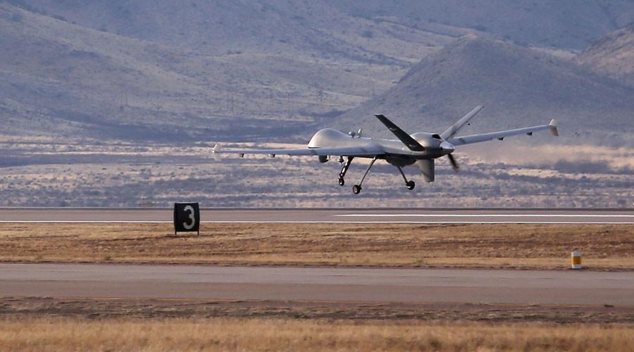 ABD üst düzey isimlerin peşinde: İnsansız hava araçları İdlib semalarında uçuyor