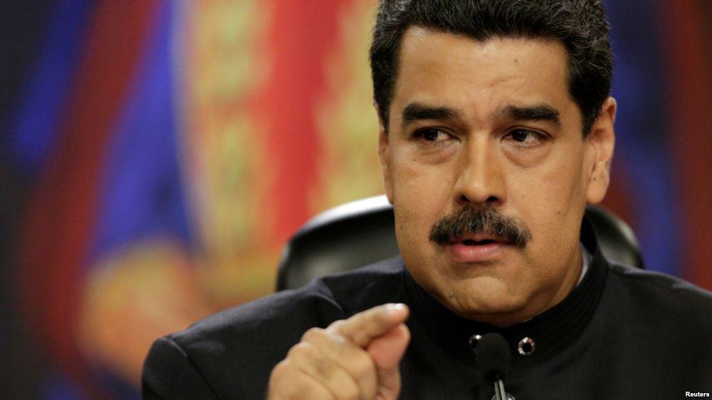 Maduro'dan şaibe iddialarına cevap: Yankilerin baskısıyla konuşuyorlar