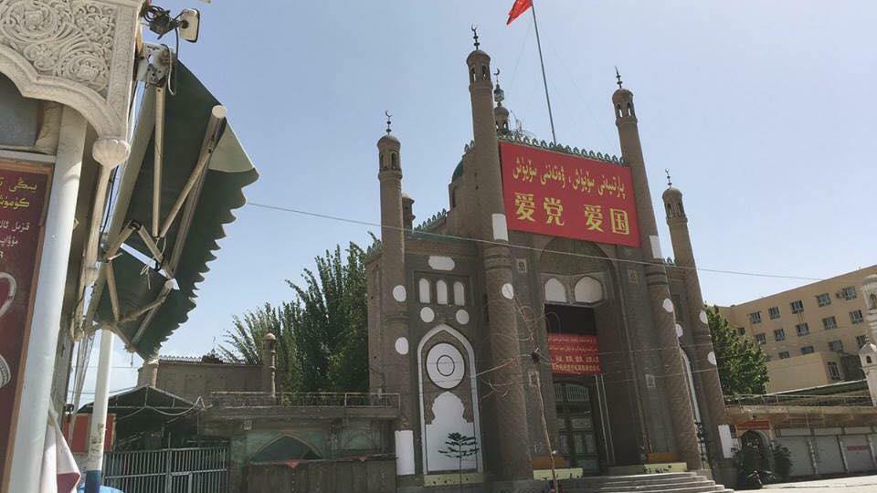 Doğu Türkistan'daki Cami Resimleri ile ilgili görsel sonucu