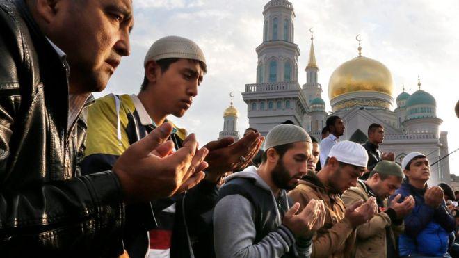 """İslam Rusya'nın kaderidir"""