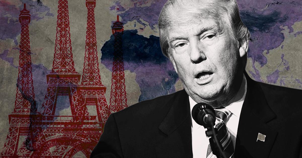 ABD, İklim Anlaşması'ndan resmen çekiliyor