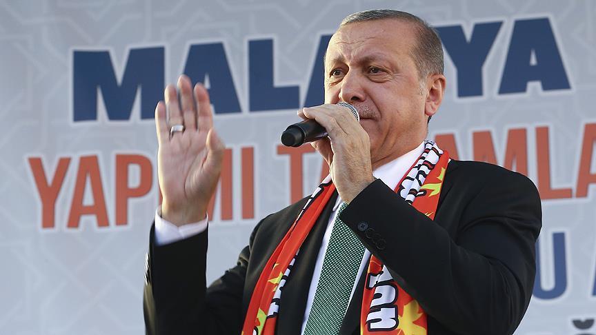 Erdoğan'dan müdahale sinyali: PKK'ya karşı bölgede yeni adımlar atacağız