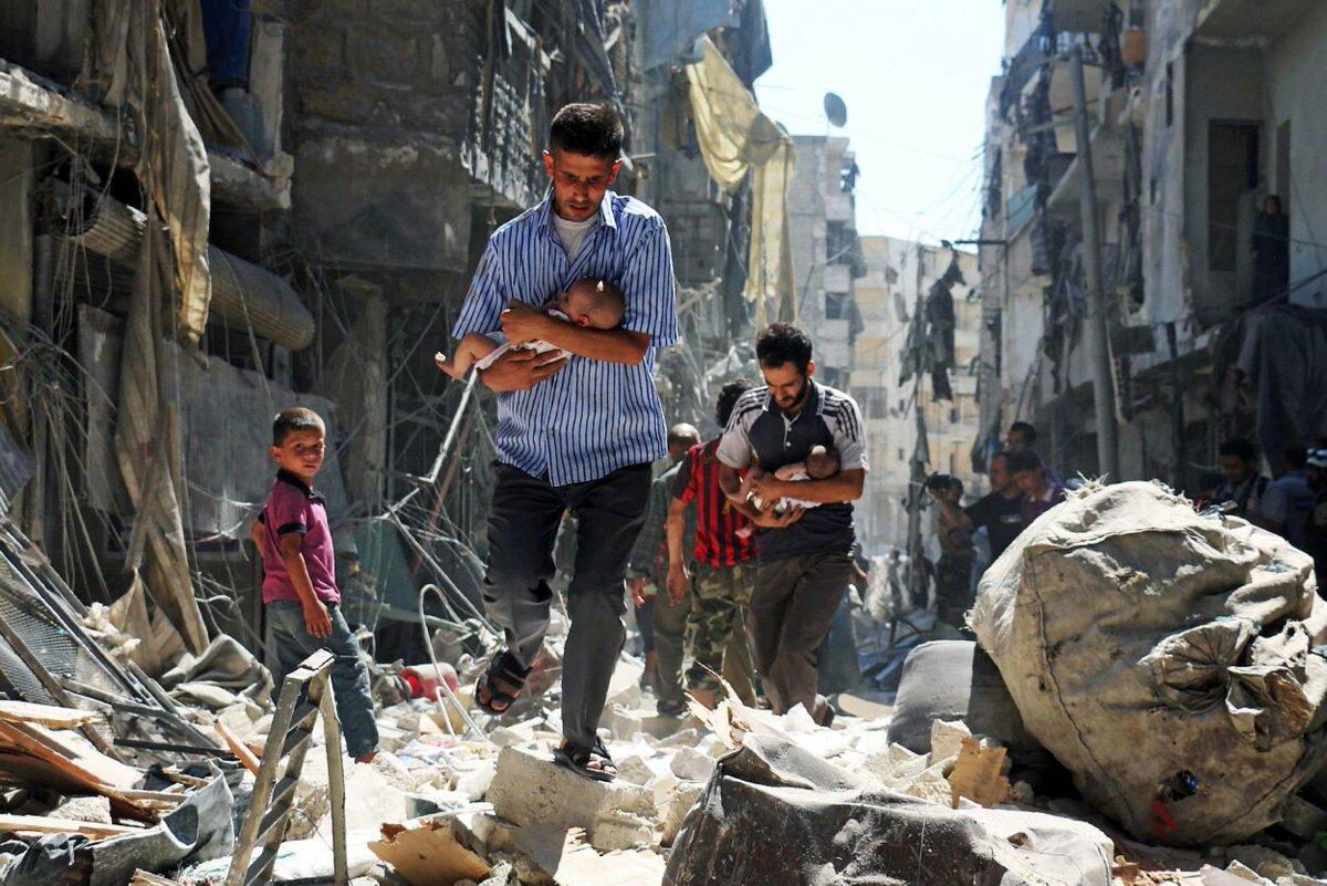 Suriye devrimi değil, Sünnilerin varlık savaşı
