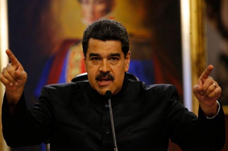 Maduro: Darbe girişiminin arkasında ABD var