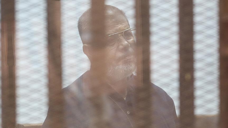 Muhammed Mursi: Mahkeme beni yargılama yetkisine sahip değil