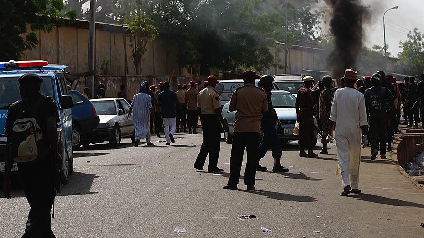 Nijerya'da kiliseye saldırı: 8 ölü
