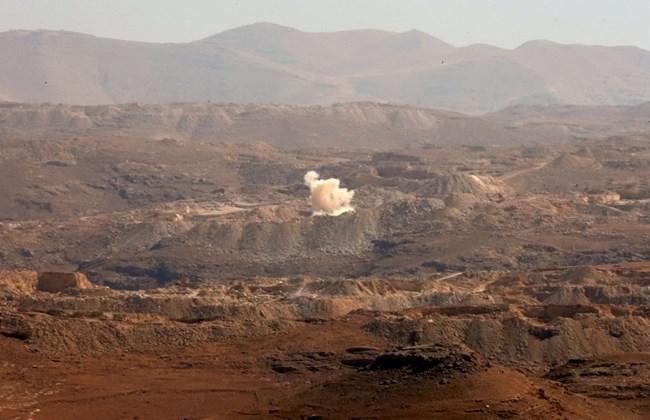 IŞİD'den Lübnan ordusuna füze saldırısı