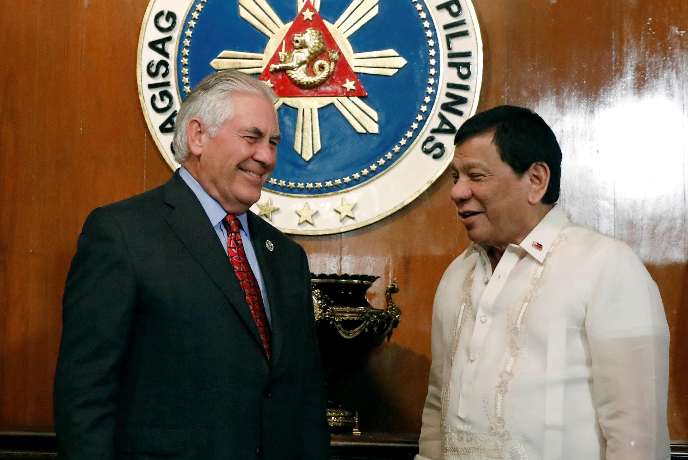 Duterte: İnsan hakları mı? Canı cehenneme!
