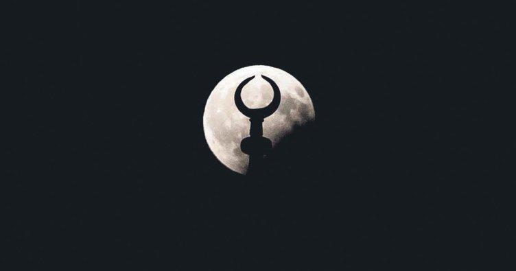 Fotoğraflarla Doğu Yarımküre'de yılın ilk Ay tutulması