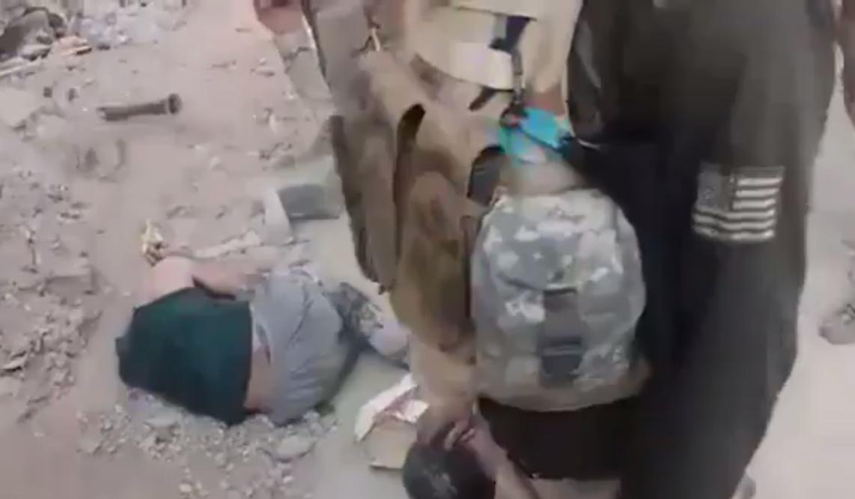 ABD 'güvencesiyle' işkence: Musul'da siviller kıyımdan geçiriliyor