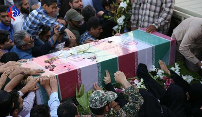 Devrim Muhafızı general Suriye'de öldürüldü: 'Kutsal Şii türbesini koruyordu'