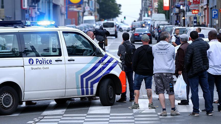 Brüksel'de bombalı araç saldırısı paniği