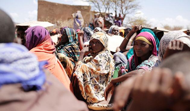 Etiyopya açlıkla boğuşuyor: 8,5 milyon kişi tehdit altında