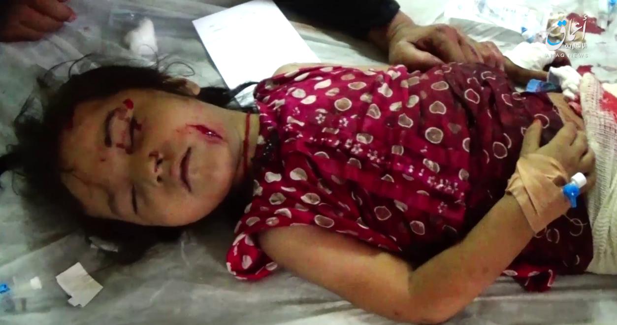 Katliam kapıda: ABD Türkmen kenti Tel Afer'i vuruyor