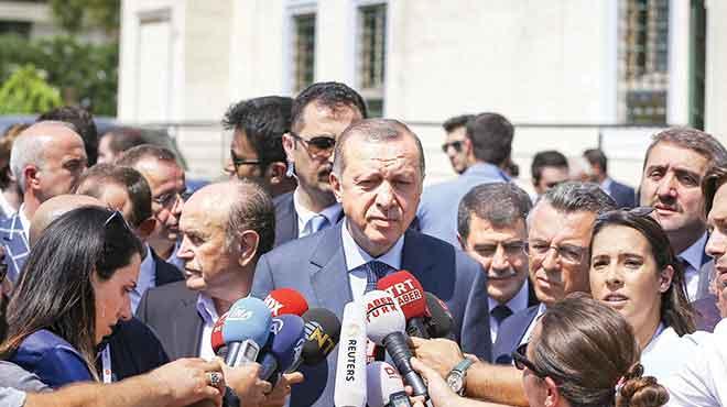 Cumhurbaşkanı Erdoğan: İdlib konusunu Rusya ile çözüme kavuşturacağız