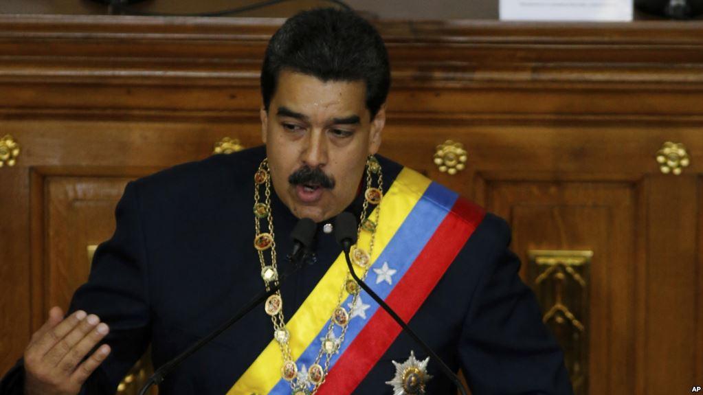 Maduro'dan Trump'la görüşme talebi: Size elimi uzatıyorum