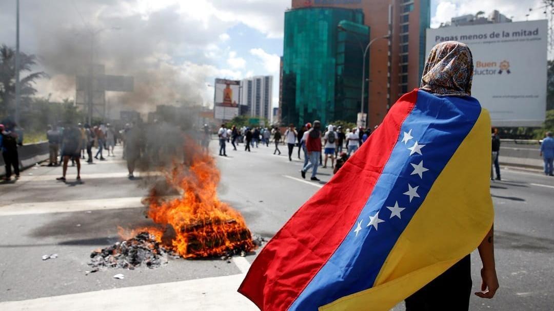 'Irak ve Afganistan'daki çatışma ortamını Venezuela'da da oluşturacaklar'