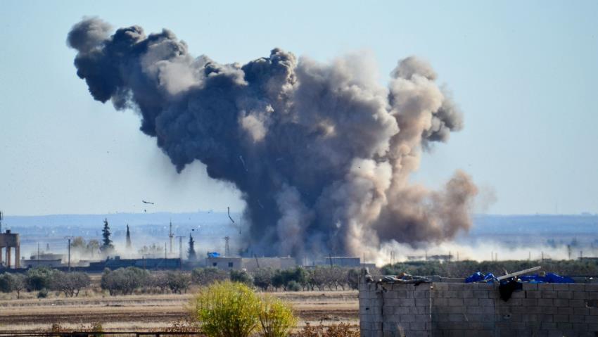 Rakka'da ürkütücü bilanço: 2 ayda 946 sivil öldü