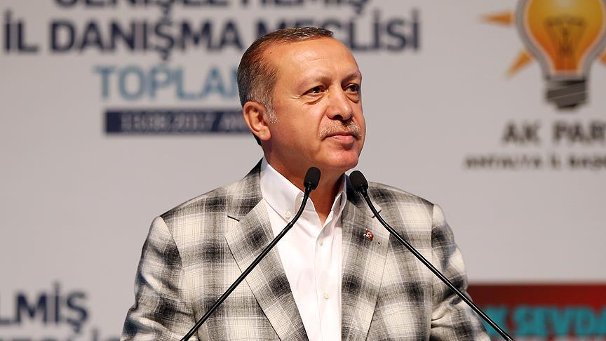 Erdoğan: Kılıçdaroğlu'nun bağlantısı çıkarsa şaşmayın