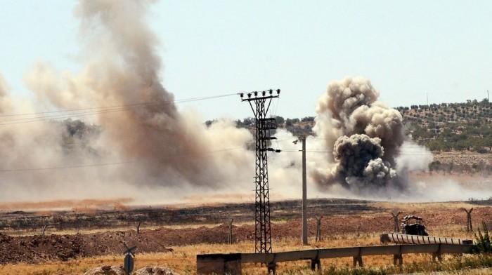 IŞİD 25 muhalifin öldüğü saldırının sorumluluğunu üstlendi