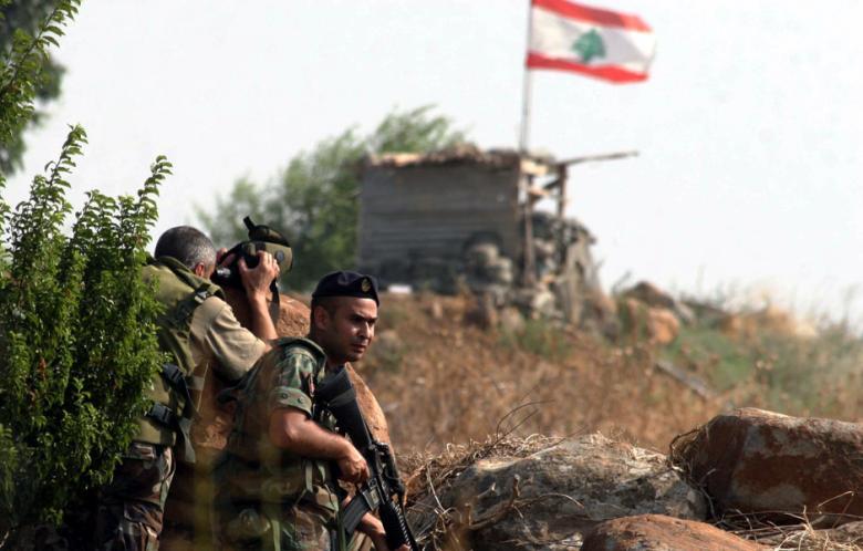 Lübnan ordusu ABD yardımlarını teslim aldı