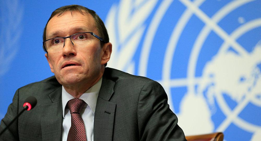 Kıbrıs müzakereleri arabulucusu istifa etti