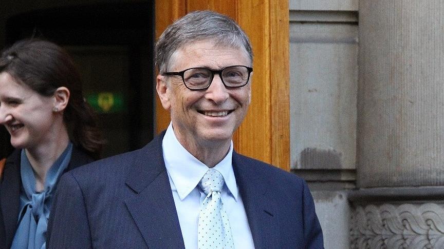Bill Gates'ten 4,6 milyar dolarlık rekor bağış