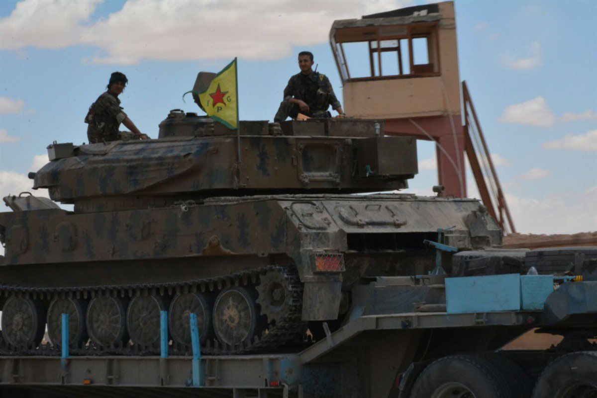 ABD, PKK'ya 60 tır yardım daha gönderdi