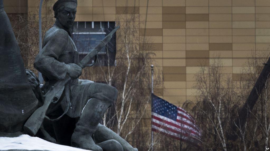 ABD, Rusya'daki vize işlemlerini dondurdu