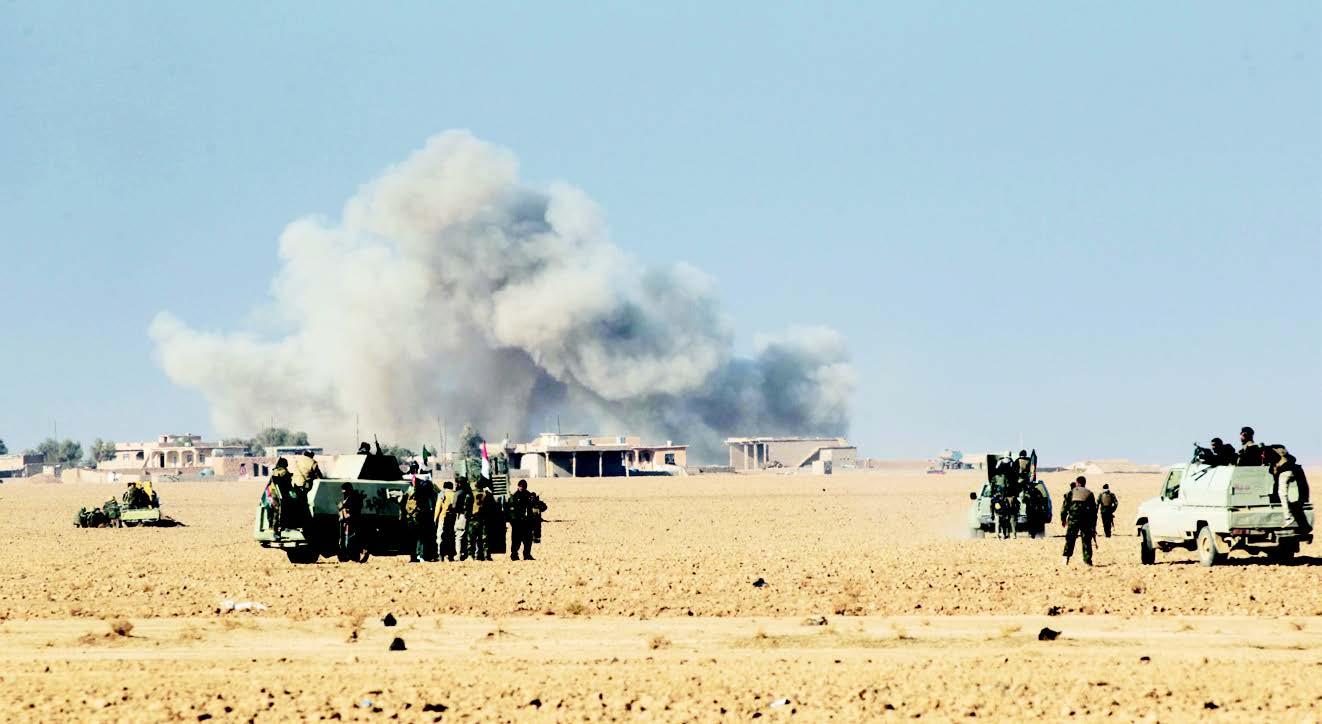 Telafer'de 30 bin Sünni kuşatma altında