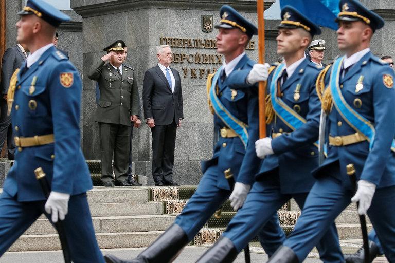 ABD Savunma Bakanı: Rusya, özgür Avrupa'yı yıkmak istiyor