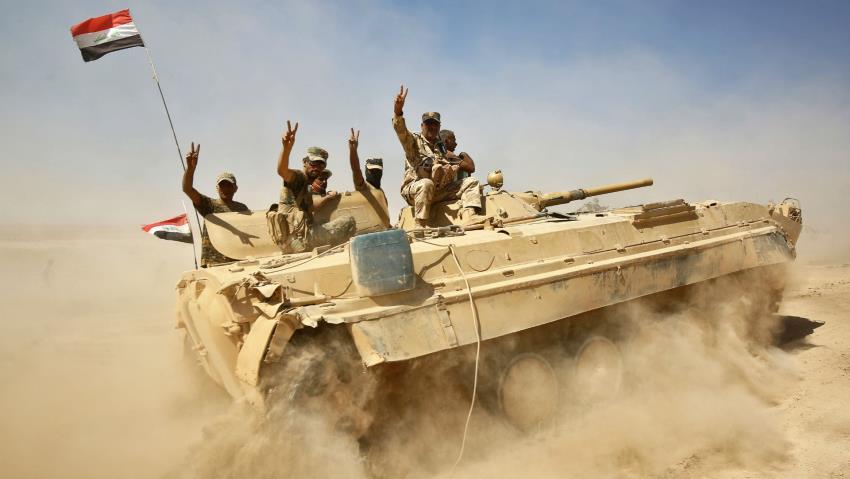Bağdat hükümeti: Telafer'in yüzde 70'ini ele geçirdik