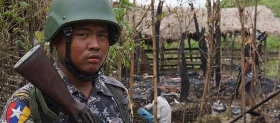 Türkiye'den Myanmar'a tepki: Katliamı durdurun