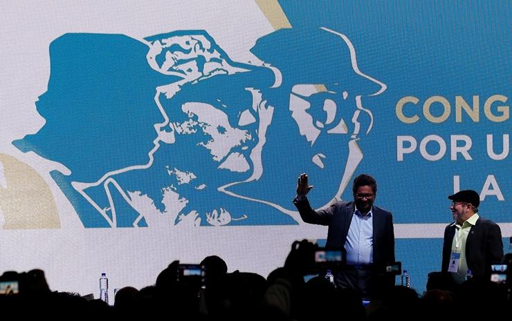 FARC siyasete giriyor: 'Dönüşüm' kongresi başladı