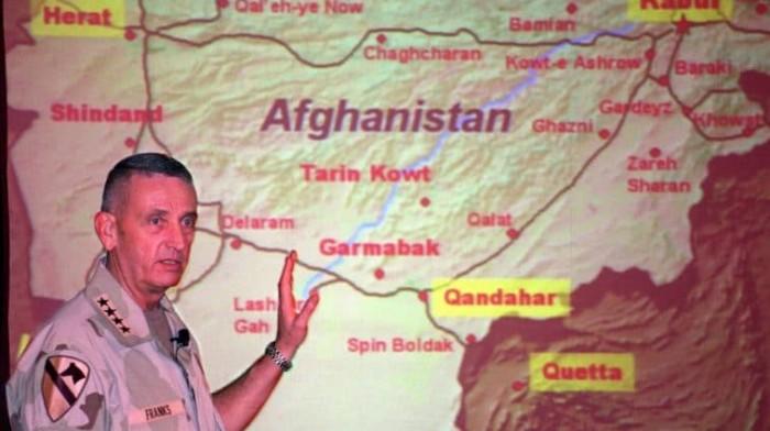 Afganistan'da ABD için mağlubiyetin parolası: 'Önemli ilerlemeler kaydediyoruz'