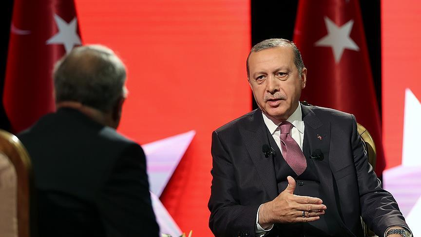 Erdoğan: Dünya Myanmar'a kör ve sağır