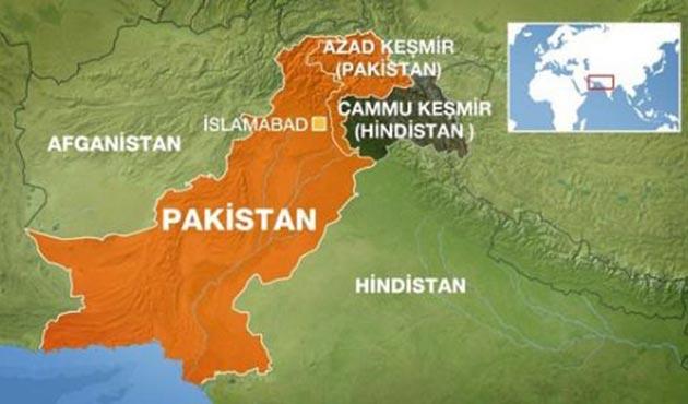 Pakistan'dan Hindistan'a nota: Sivillerin hedef alınması elim bir olaydır