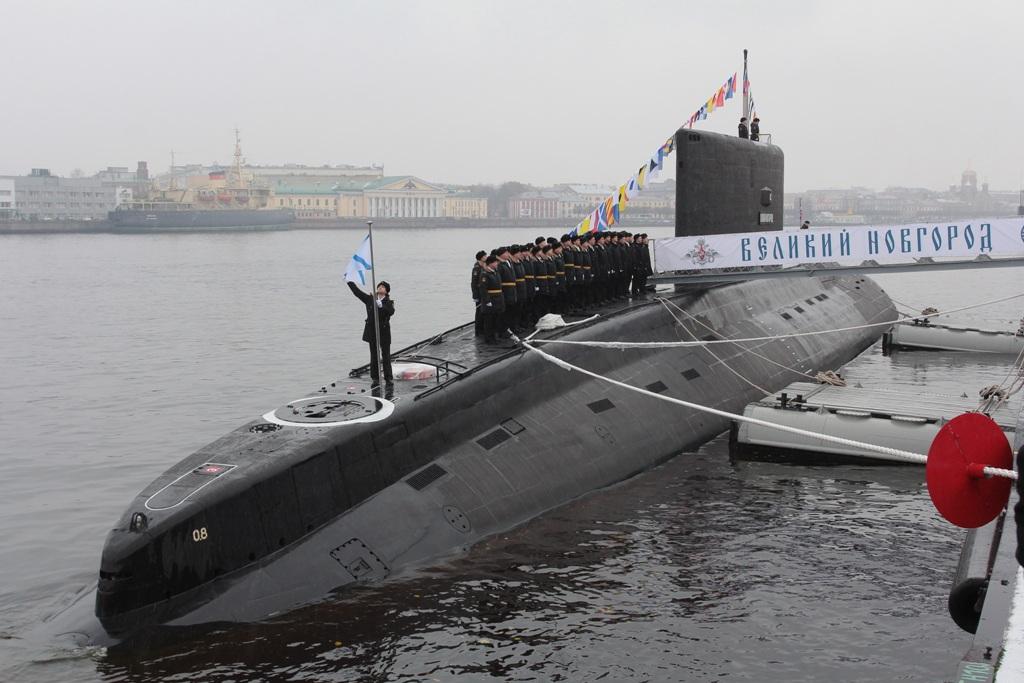 Rusya'nın 'görünmez' denizaltıları Akdeniz'de