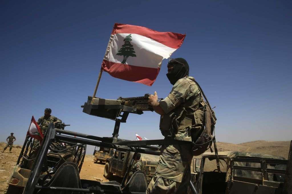 Lübnan Cumhurbaşkanı IŞİD'e karşı zafer ilan etti