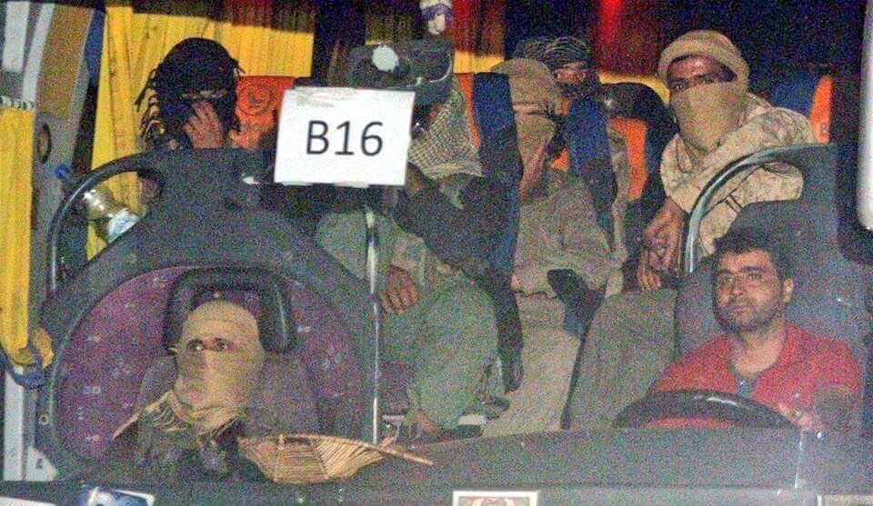 IŞİD'in tahliyesine ABD engeli: Kalamun'u terkeden konvoyu vurdular