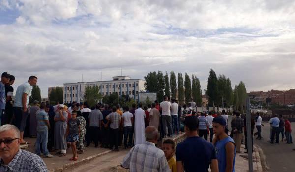 Cezayir'de polis merkezine canlı bomba saldırısı: 2 ölü