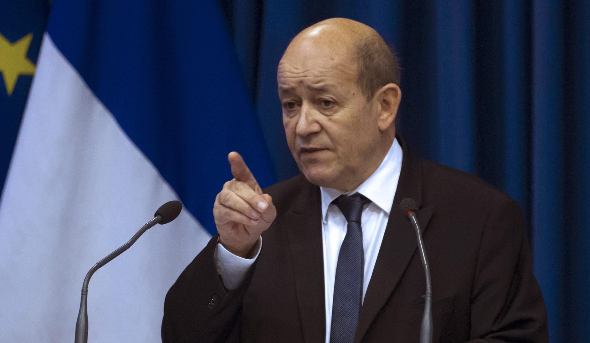 Fransa: Esed ile geçiş süreci yapılamaz