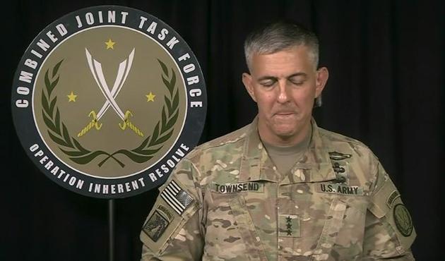ABD'li komutan 'PKK ile yola devam' dedi