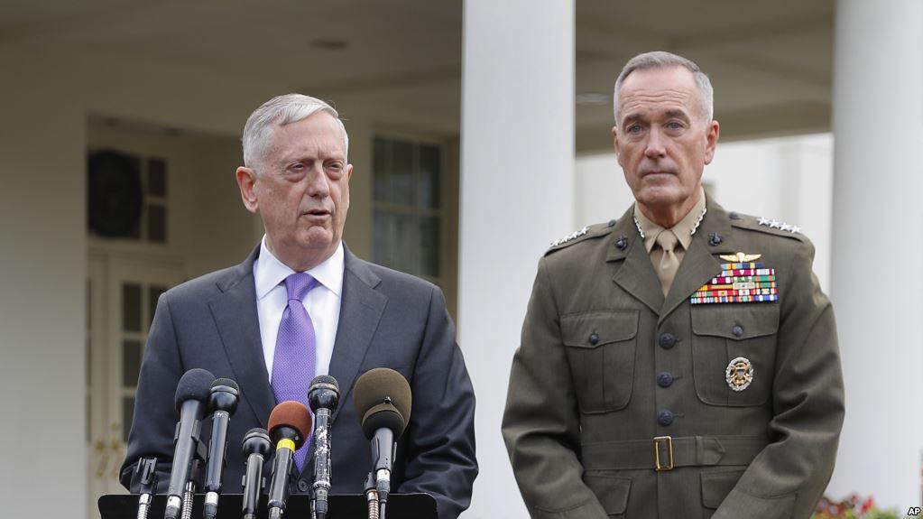 """""""Amerika'ya ya da müttefiklerine tehdit çok büyük bir karşılık görür"""""""
