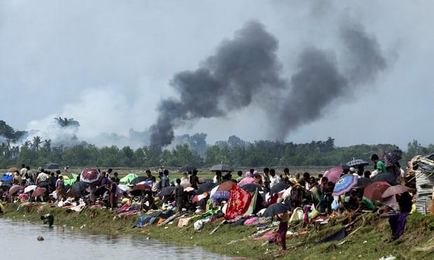 Tunus'tan Myanmar'daki katliama kınama