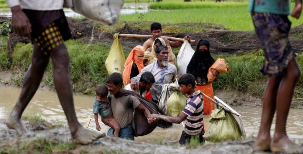 Myanmar hükümeti Bangladeş sınırına mayın döşüyor
