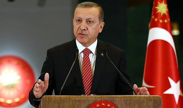 Erdoğan'dan AB'ye: Çıkın, mertçe söyleyin ve gereğini yapın