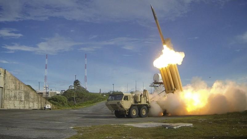 ABD, THAAD sistemini Kore yarımadasına yerleştirdi