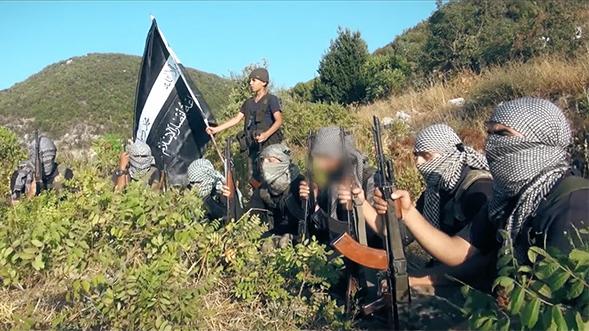 Cihat yanlısı Kürt grup Ensar el İslam yeni görüntüler paylaştı