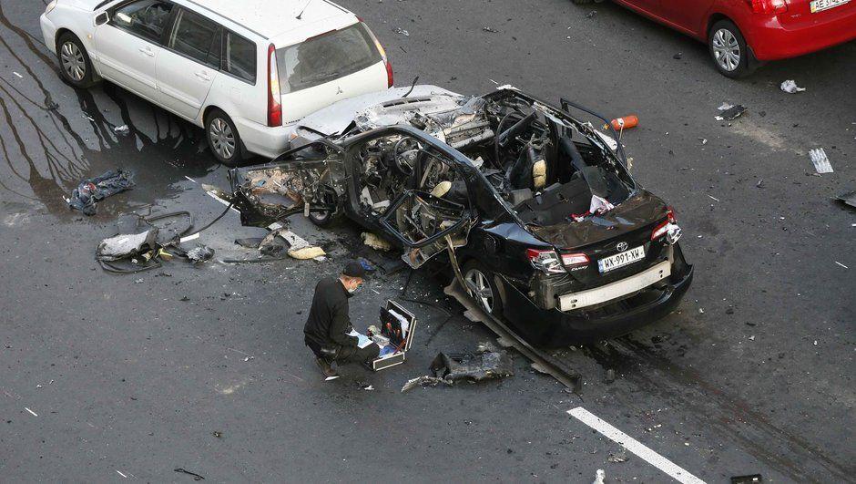 Çeçen cinayetlerinin zanlısına Ukrayna'da bombalı suikast